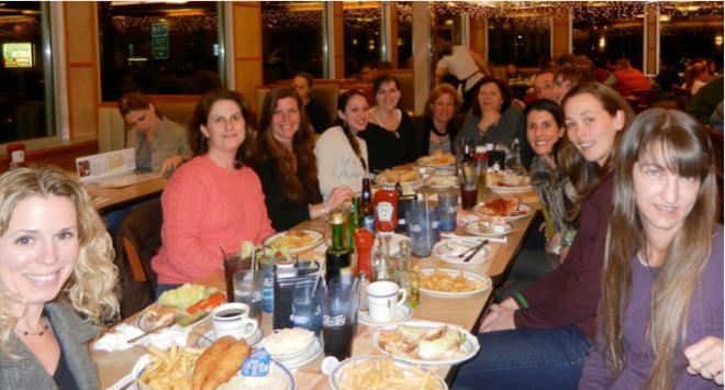 Volunteers Dinner