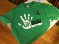 Kids Share Newtown T-Shirts